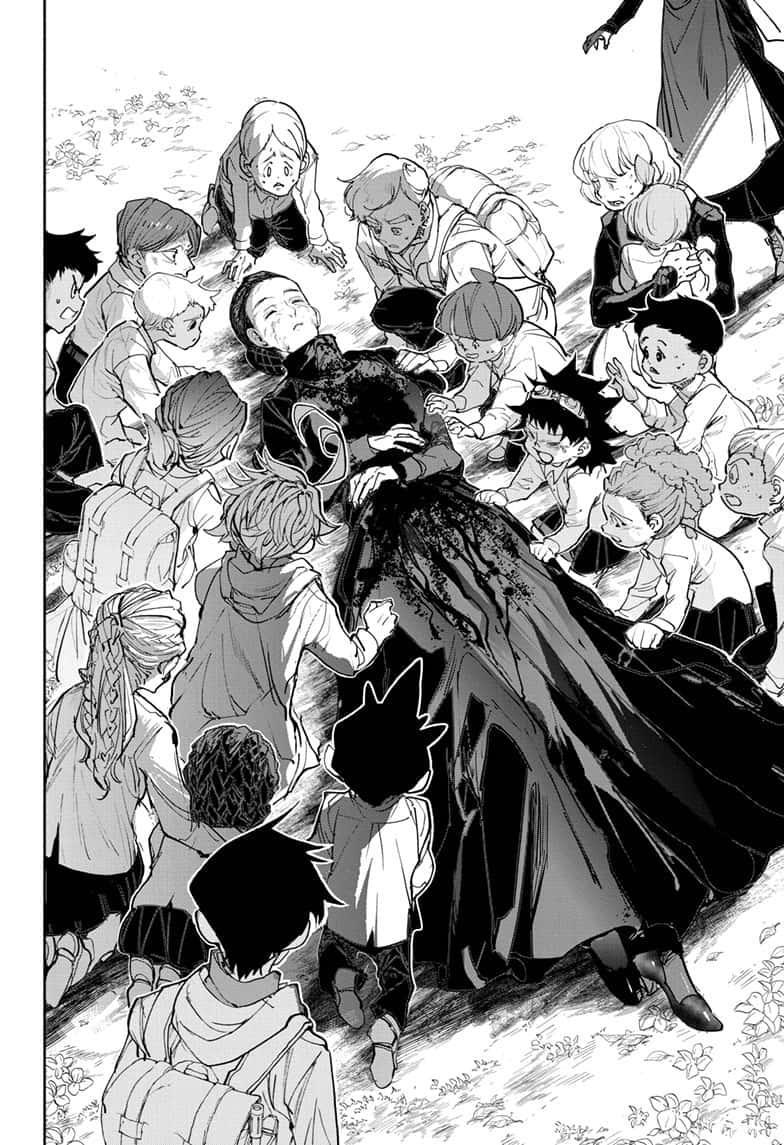 Yakusoku No Neverland Chapter 177  Online Free Manga Read Image 6