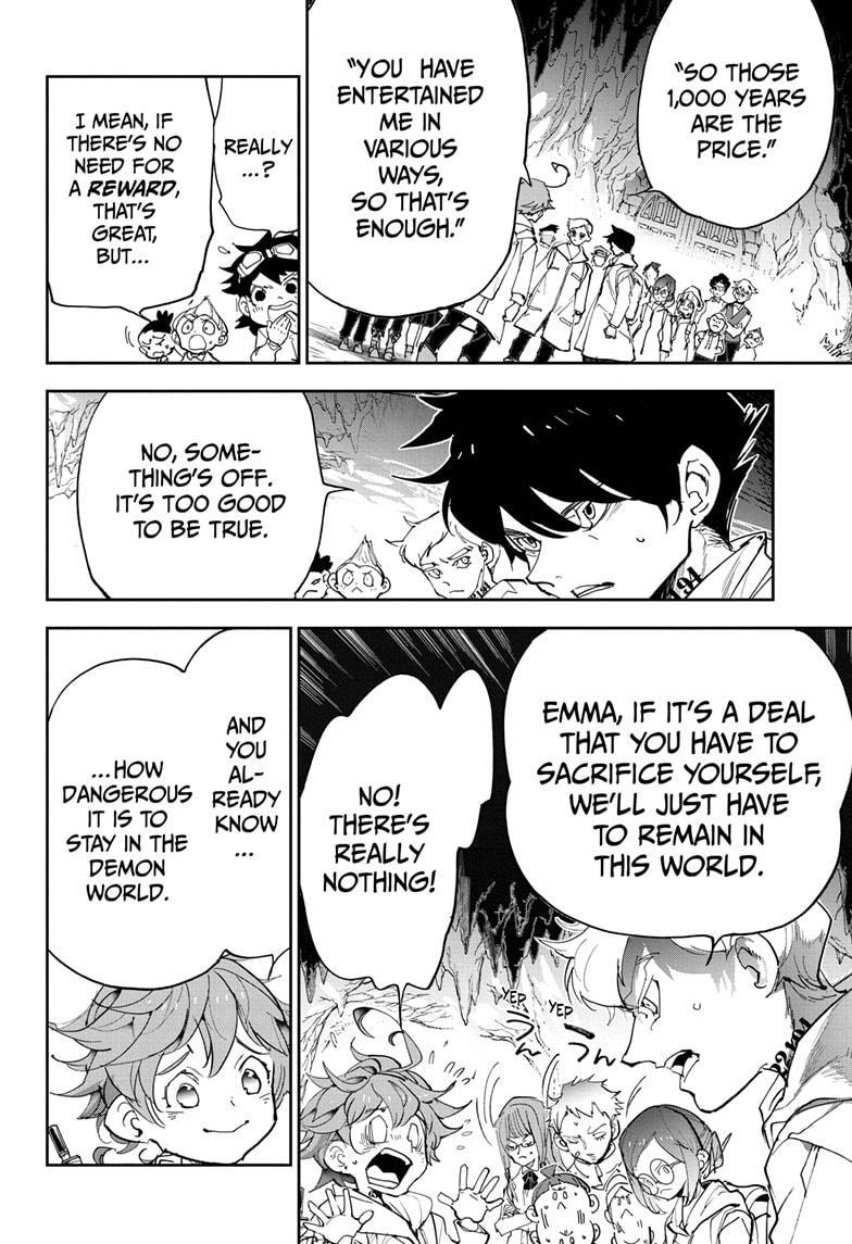 Yakusoku No Neverland Chapter 178  Online Free Manga Read Image 10
