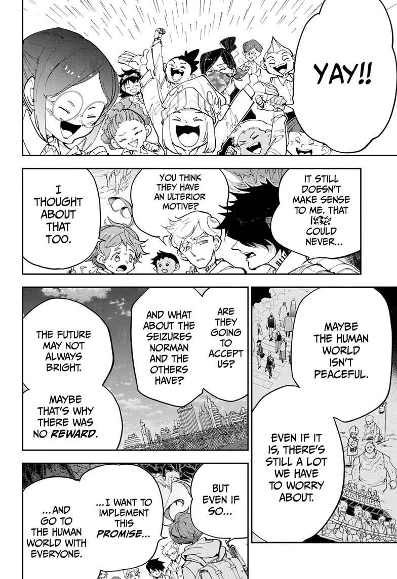 Yakusoku No Neverland Chapter 178  Online Free Manga Read Image 12