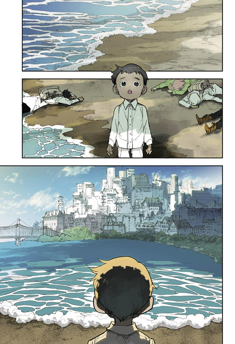 Yakusoku No Neverland Chapter 179  Online Free Manga Read Image 1