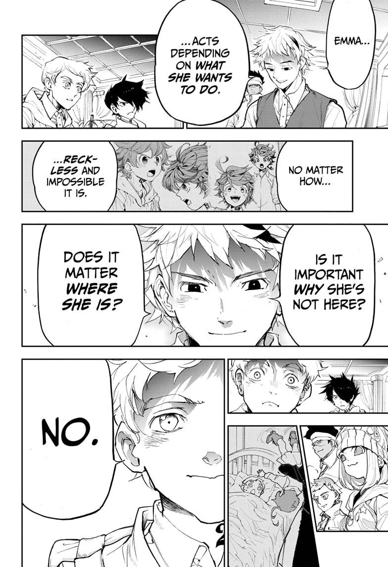 Yakusoku No Neverland Chapter 179  Online Free Manga Read Image 18