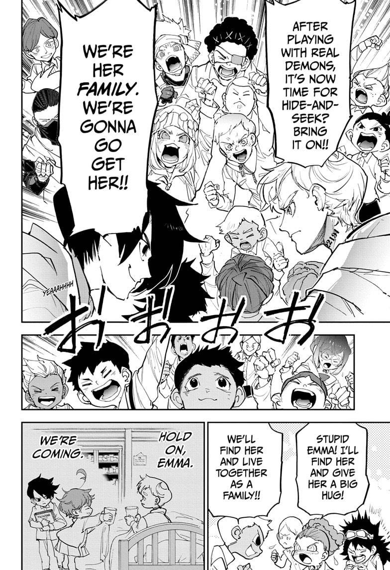 Yakusoku No Neverland Chapter 179  Online Free Manga Read Image 20