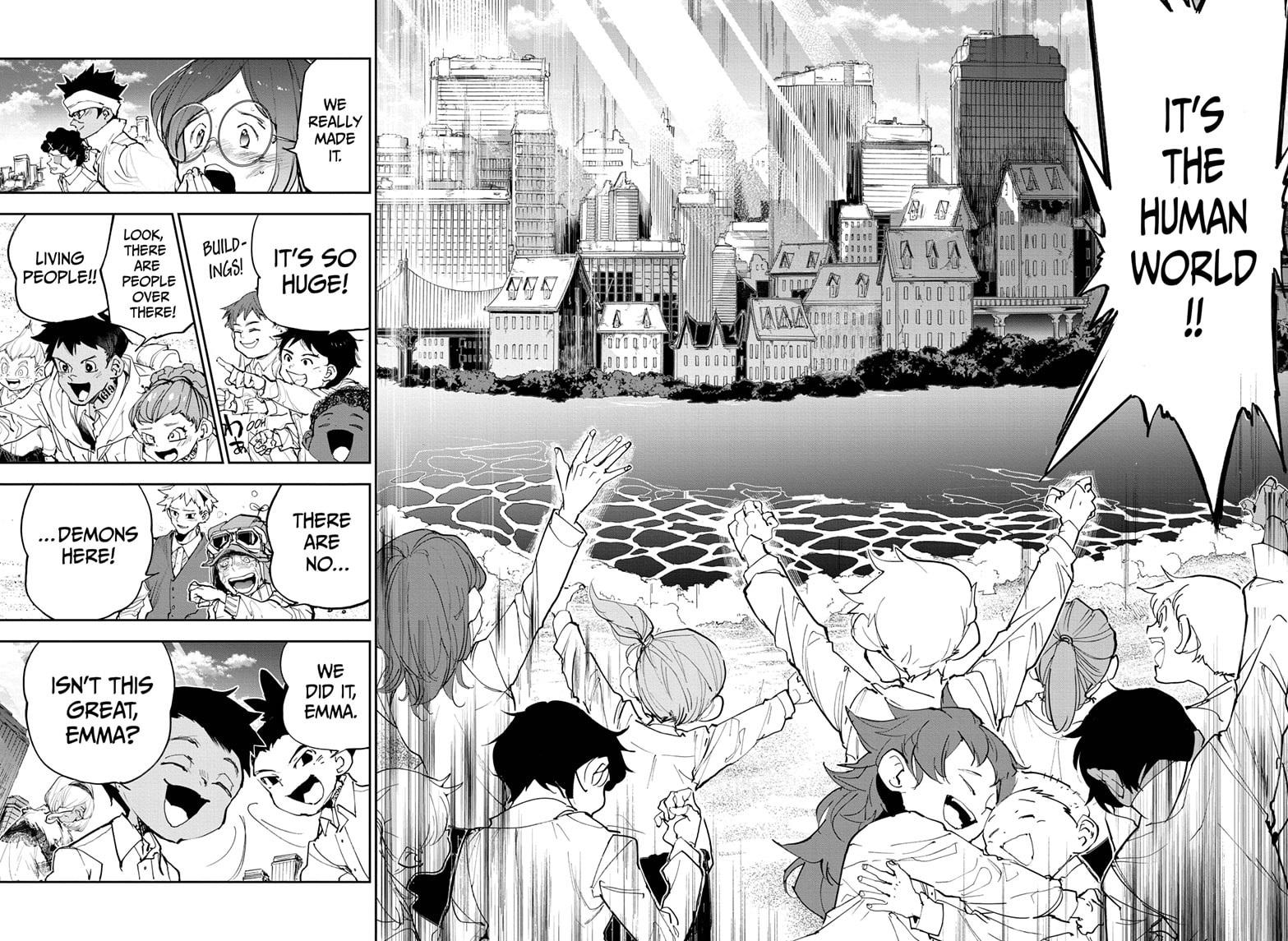 Yakusoku No Neverland Chapter 179  Online Free Manga Read Image 5
