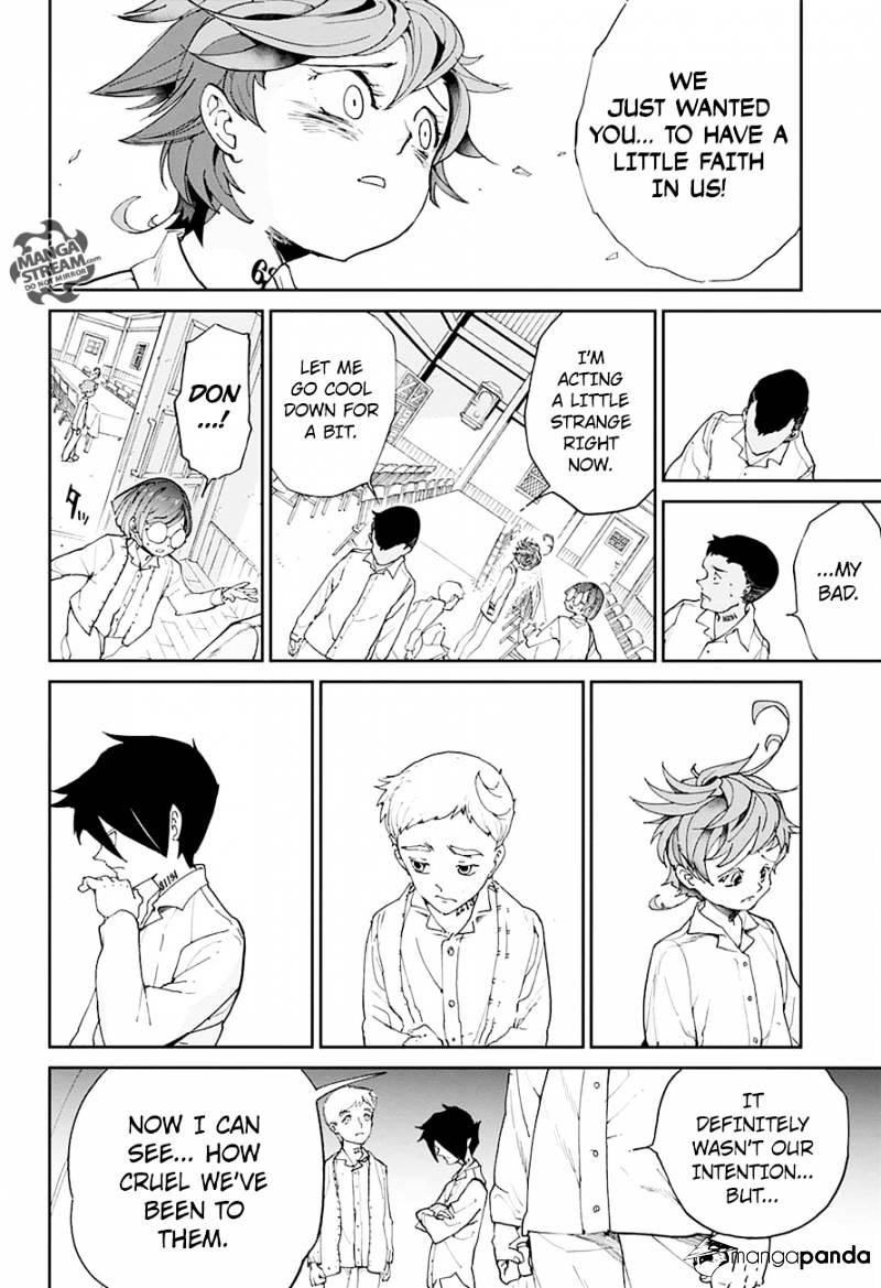 Yakusoku No Neverland Chapter 18  Online Free Manga Read Image 19