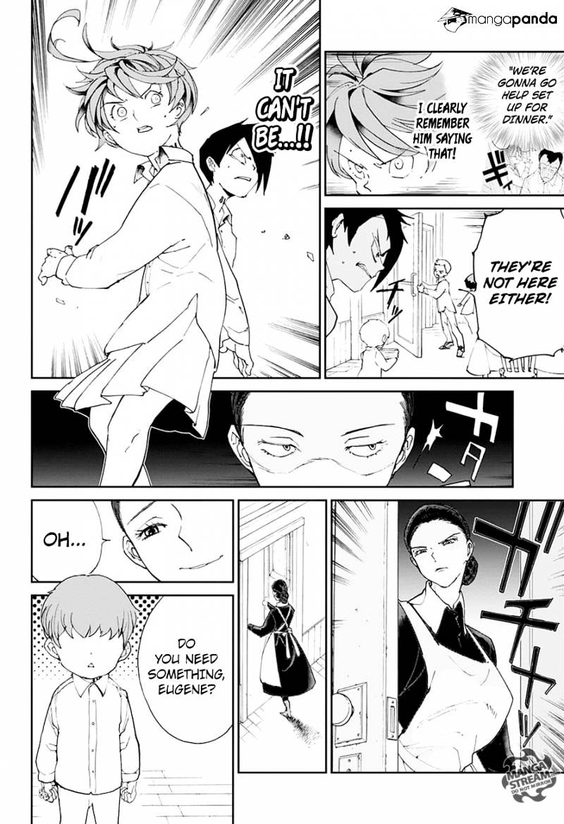 Yakusoku No Neverland Chapter 18  Online Free Manga Read Image 7