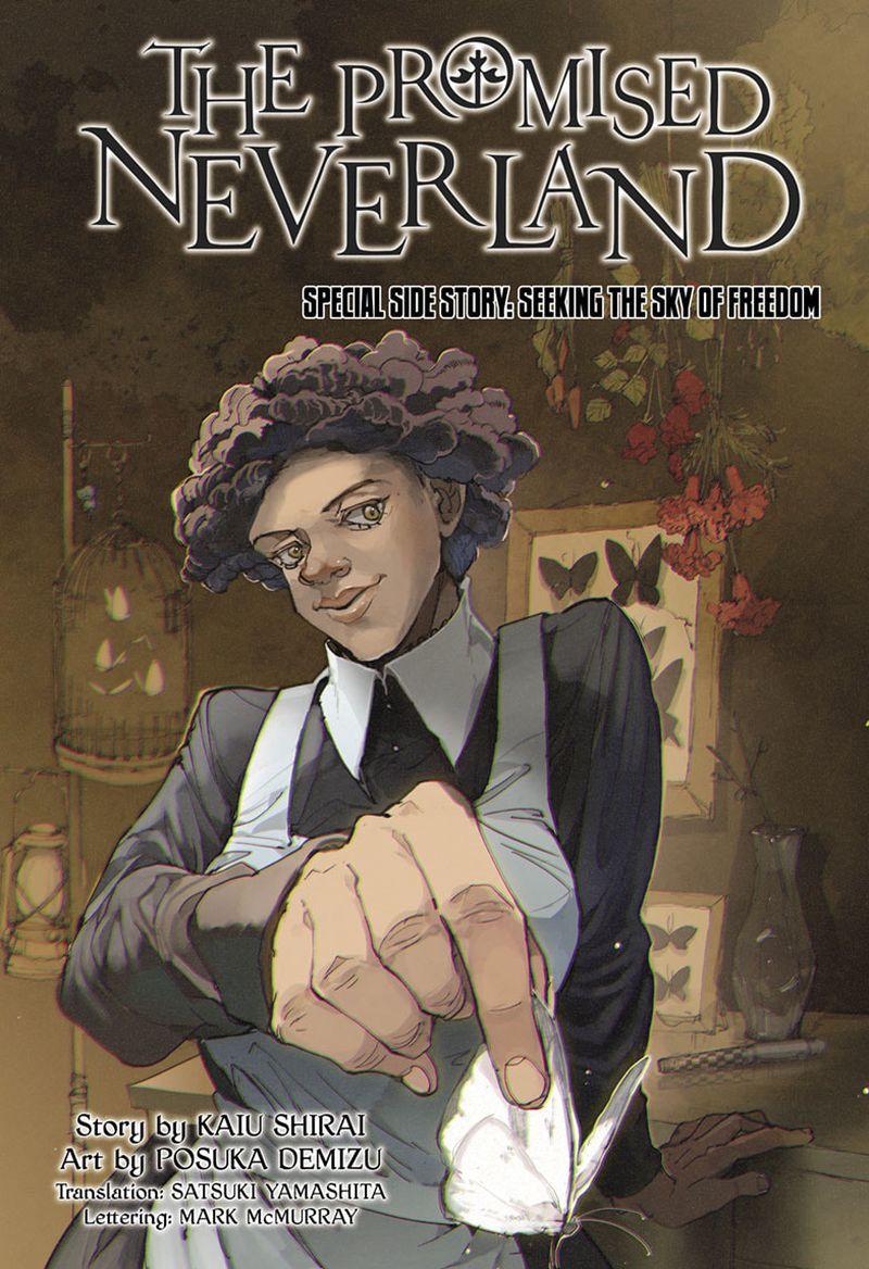 Yakusoku No Neverland Chapter 183  Online Free Manga Read Image 1