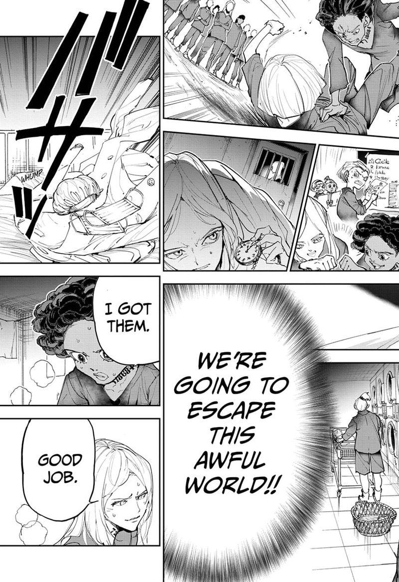 Yakusoku No Neverland Chapter 183  Online Free Manga Read Image 14