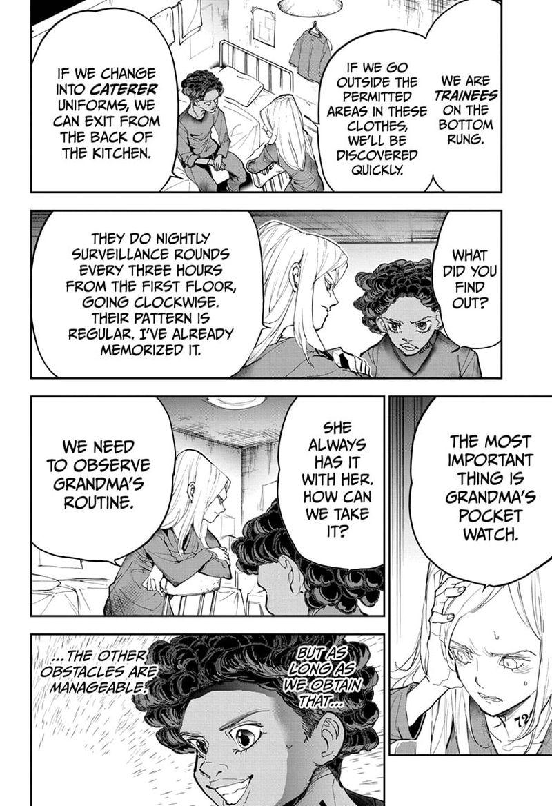 Yakusoku No Neverland Chapter 183  Online Free Manga Read Image 15