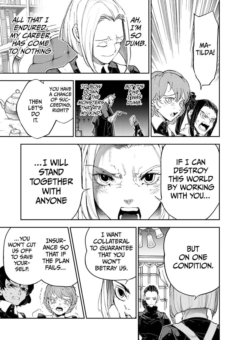 Yakusoku No Neverland Chapter 184  Online Free Manga Read Image 26