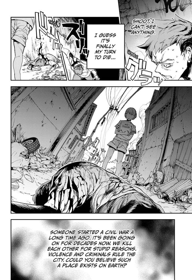Yakusoku No Neverland Chapter 185  Online Free Manga Read Image 3