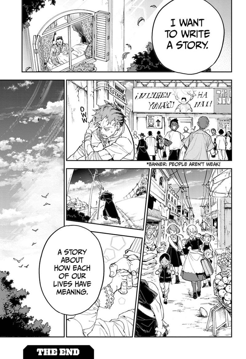 Yakusoku No Neverland Chapter 185  Online Free Manga Read Image 32
