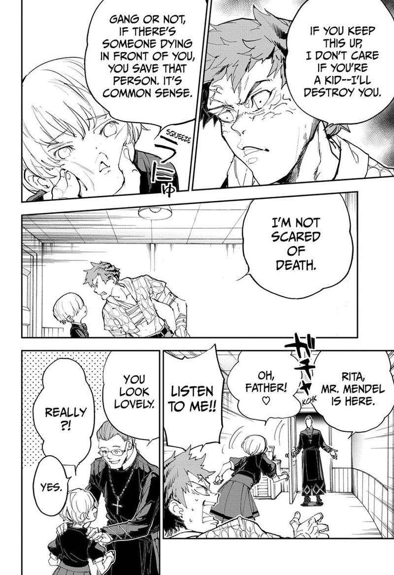 Yakusoku No Neverland Chapter 185  Online Free Manga Read Image 9