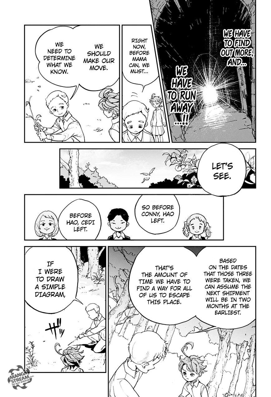 Yakusoku No Neverland Chapter 2  Online Free Manga Read Image 12