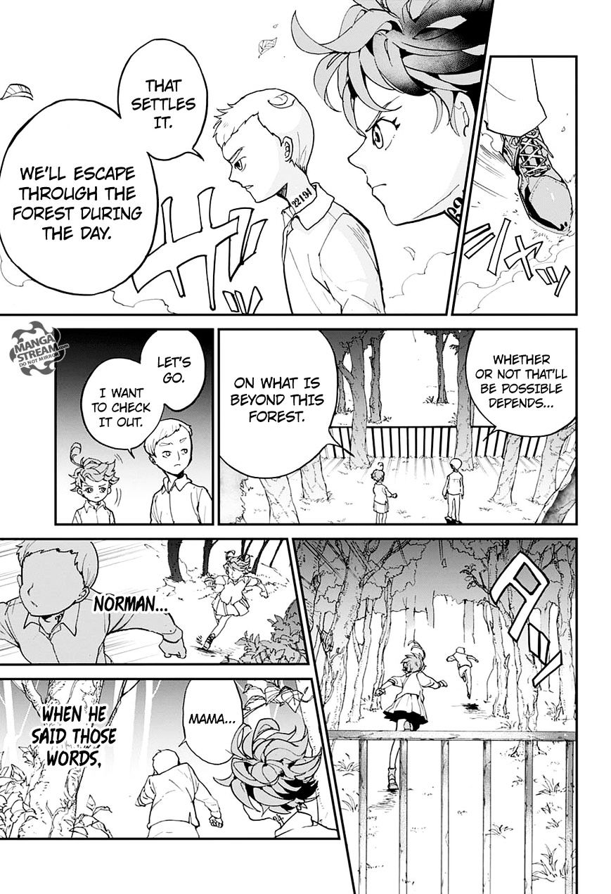 Yakusoku No Neverland Chapter 2  Online Free Manga Read Image 14