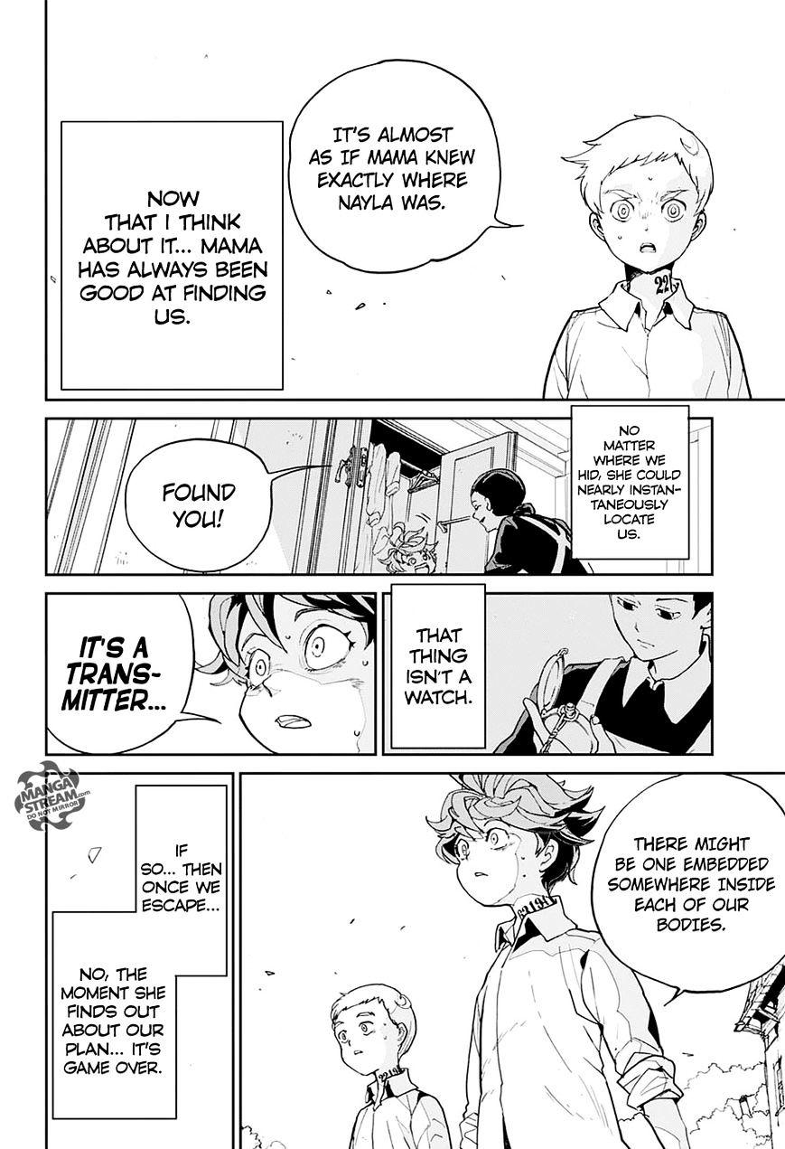 Yakusoku No Neverland Chapter 2  Online Free Manga Read Image 25