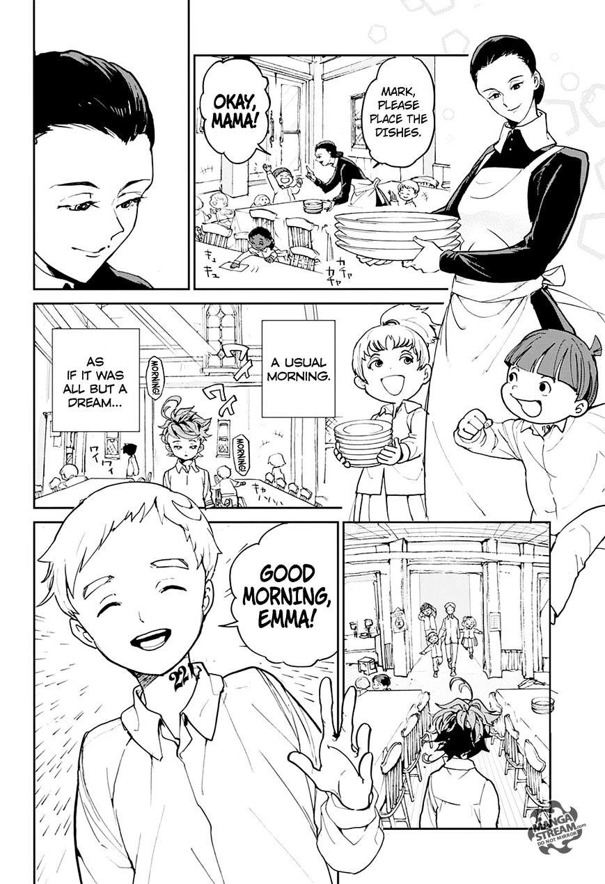 Yakusoku No Neverland Chapter 2  Online Free Manga Read Image 5