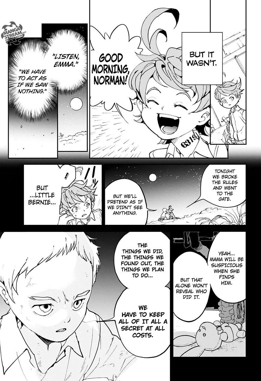 Yakusoku No Neverland Chapter 2  Online Free Manga Read Image 6