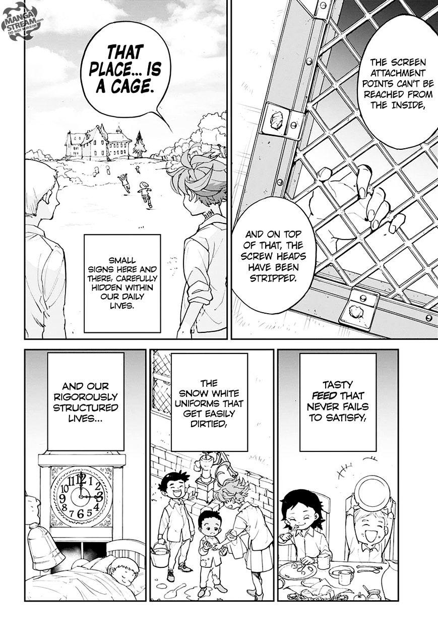 Yakusoku No Neverland Chapter 2  Online Free Manga Read Image 9