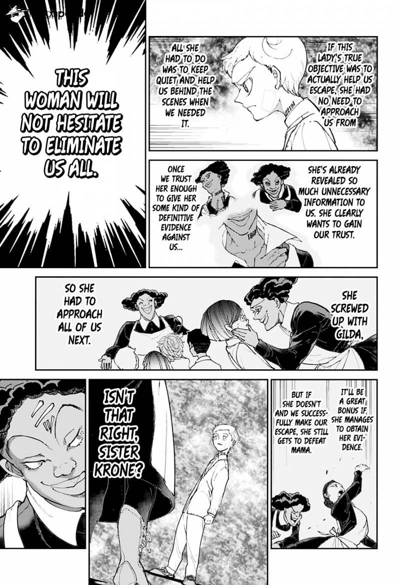Yakusoku No Neverland Chapter 20  Online Free Manga Read Image 12