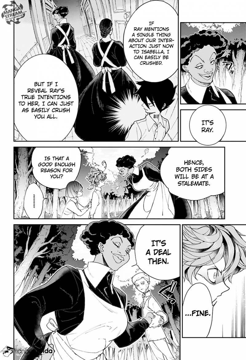 Yakusoku No Neverland Chapter 20  Online Free Manga Read Image 15