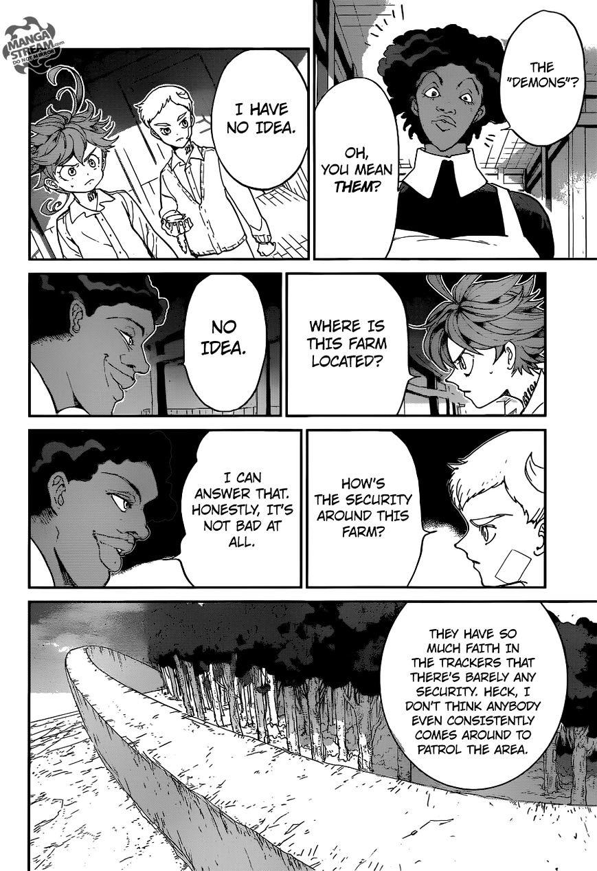 Yakusoku No Neverland Chapter 21  Online Free Manga Read Image 15