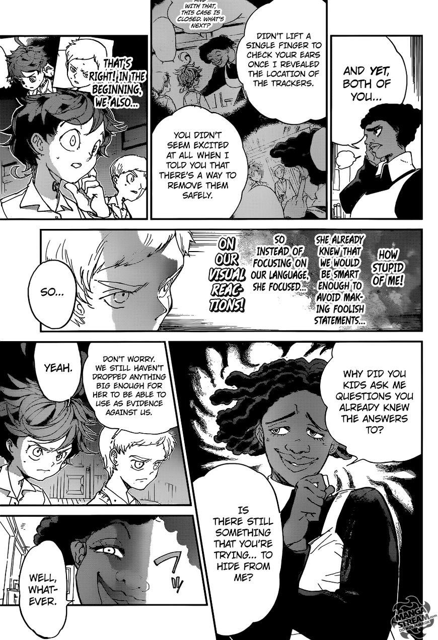 Yakusoku No Neverland Chapter 21  Online Free Manga Read Image 20