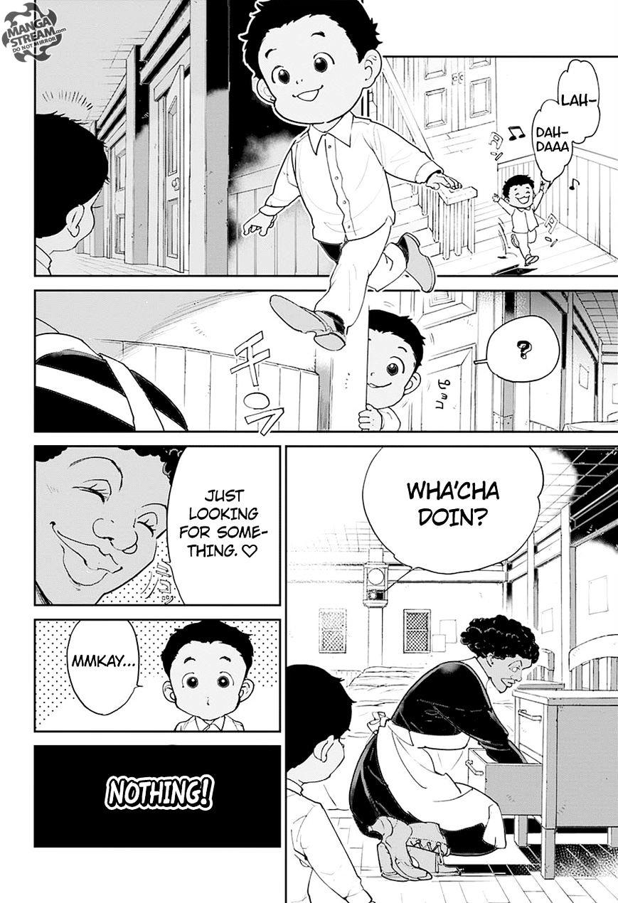 Yakusoku No Neverland Chapter 22  Online Free Manga Read Image 11