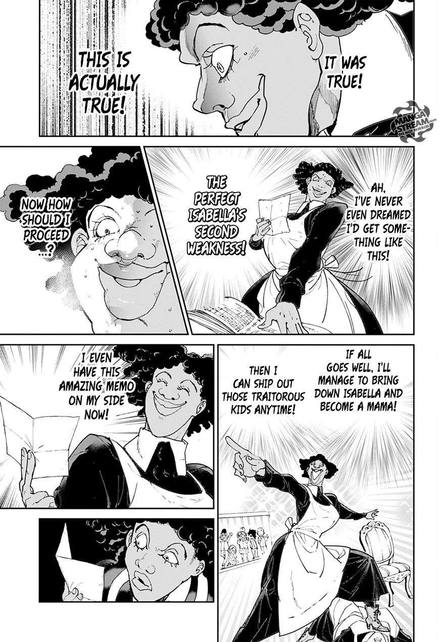 Yakusoku No Neverland Chapter 22  Online Free Manga Read Image 16