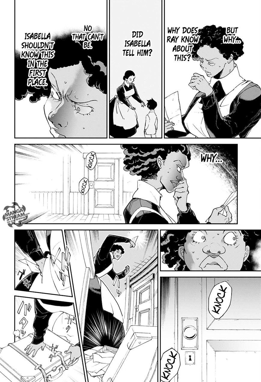Yakusoku No Neverland Chapter 22  Online Free Manga Read Image 17