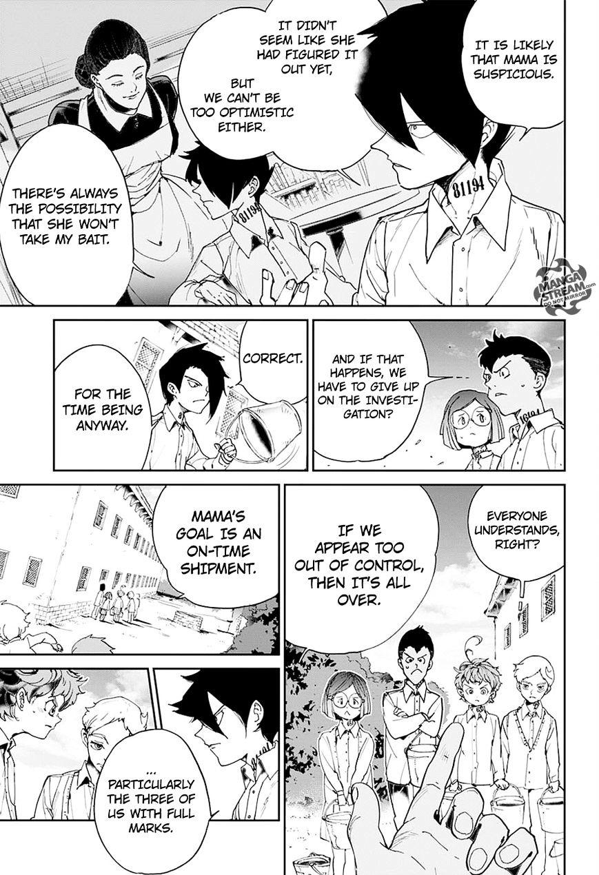 Yakusoku No Neverland Chapter 22  Online Free Manga Read Image 4