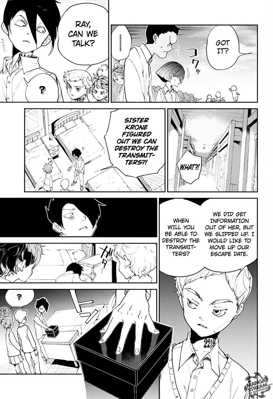 Yakusoku No Neverland Chapter 22  Online Free Manga Read Image 6