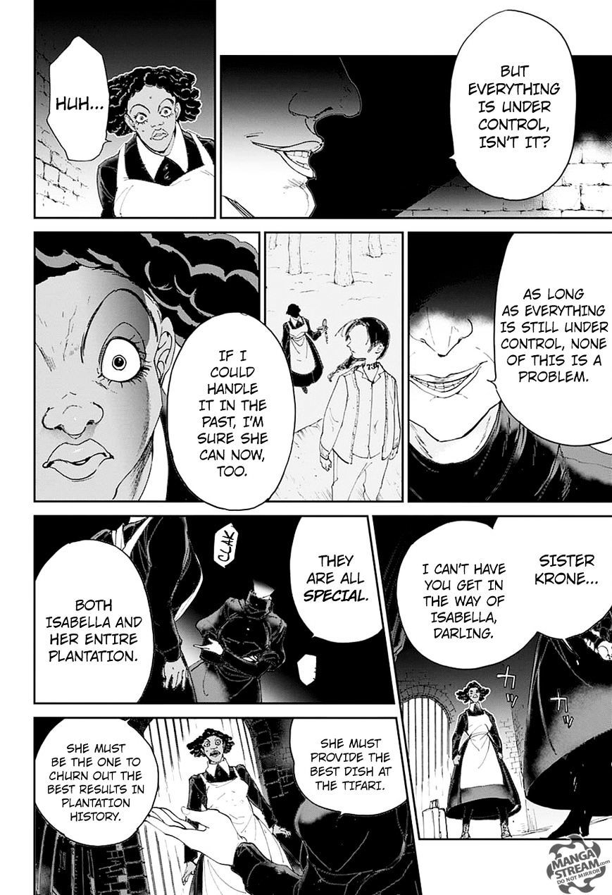 Yakusoku No Neverland Chapter 23  Online Free Manga Read Image 12