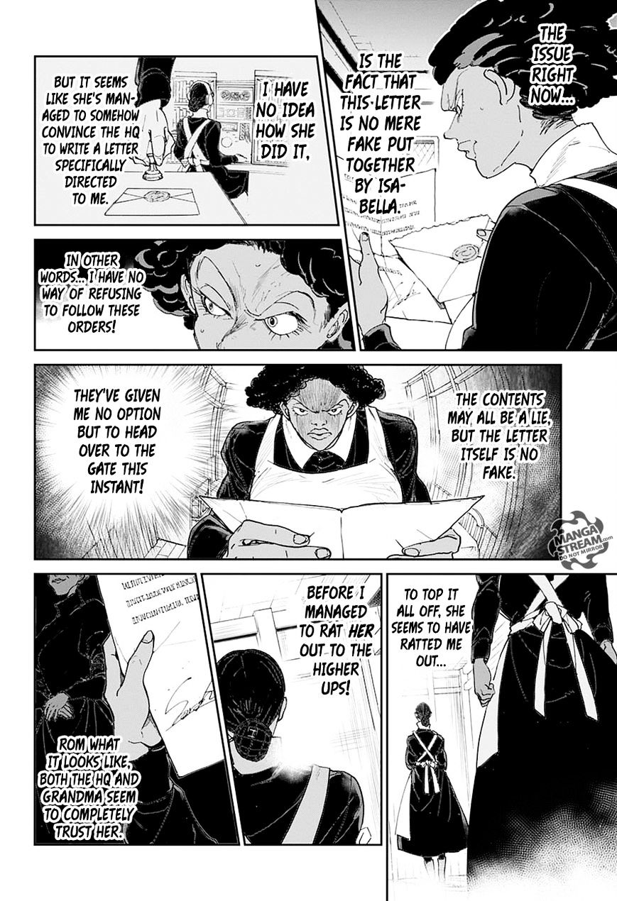 Yakusoku No Neverland Chapter 23  Online Free Manga Read Image 8