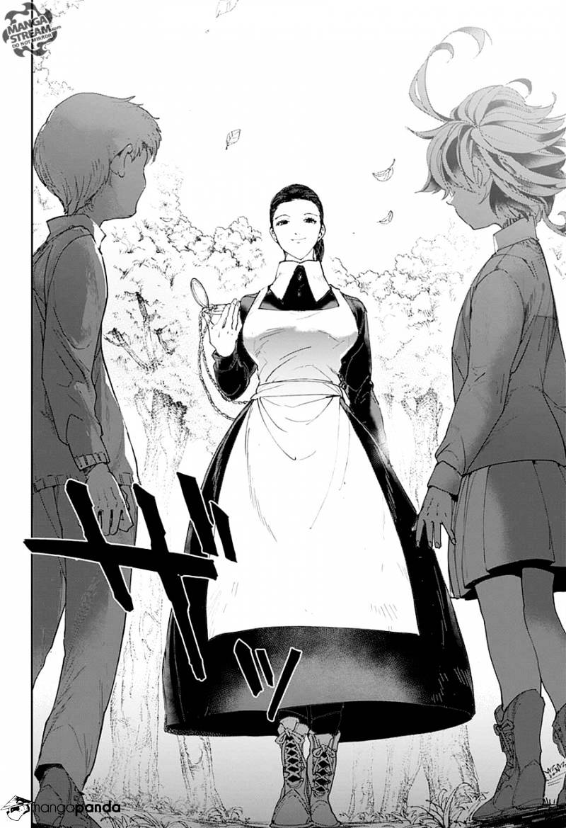 Yakusoku No Neverland Chapter 24  Online Free Manga Read Image 19