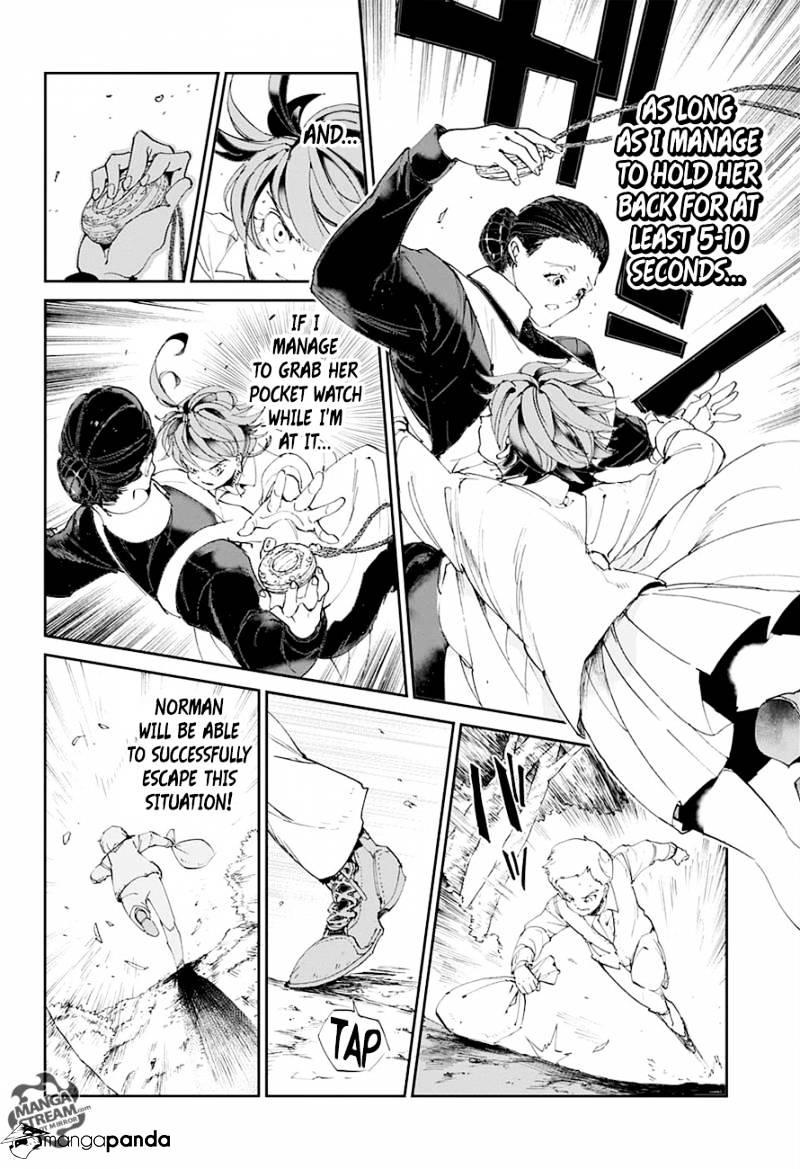 Yakusoku No Neverland Chapter 25  Online Free Manga Read Image 14