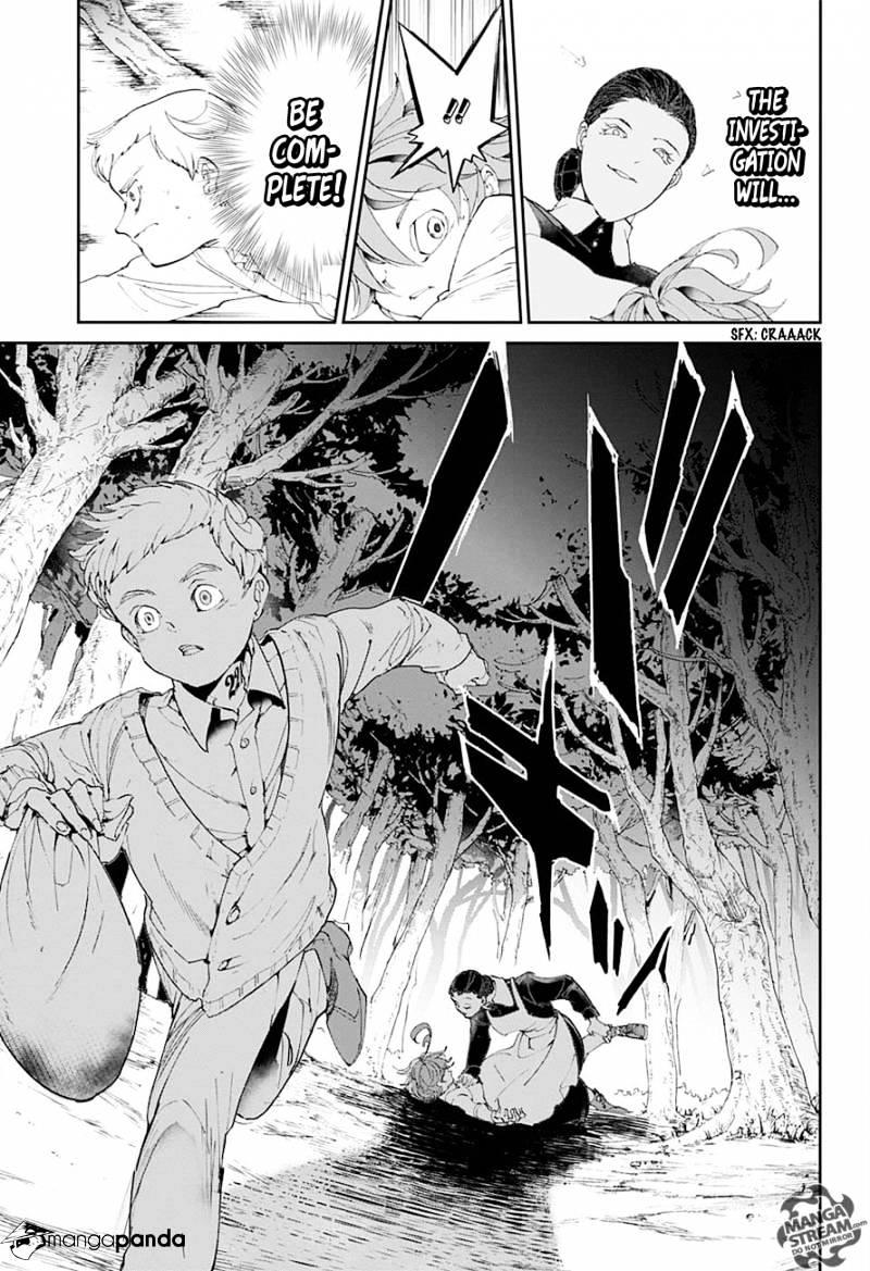 Yakusoku No Neverland Chapter 25  Online Free Manga Read Image 15