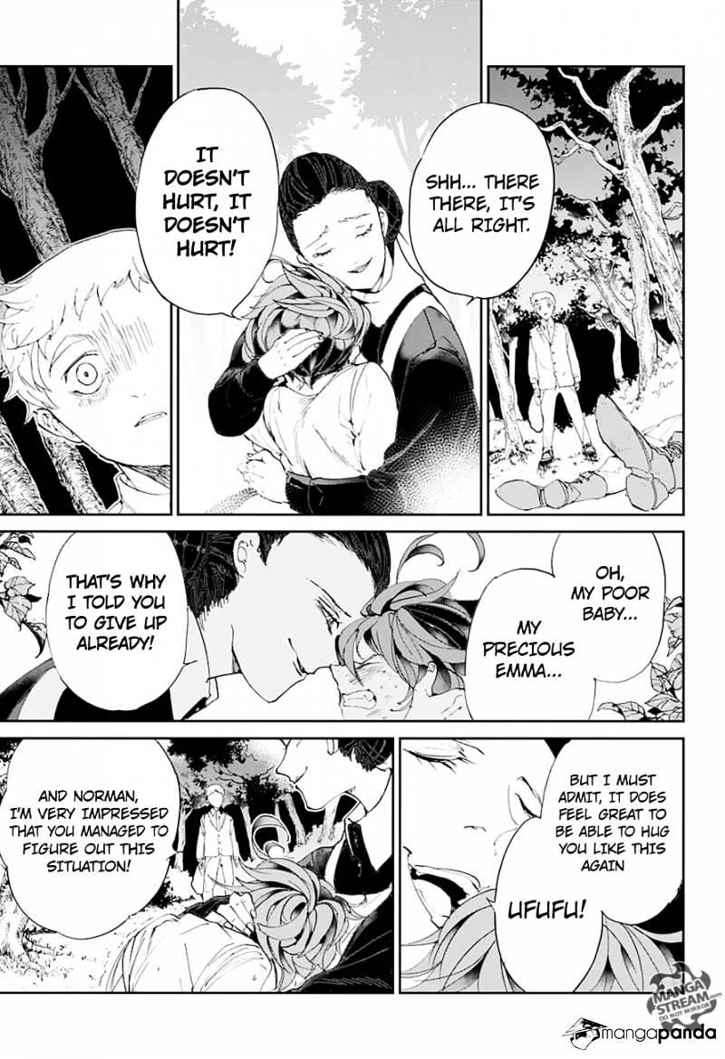 Yakusoku No Neverland Chapter 25  Online Free Manga Read Image 17