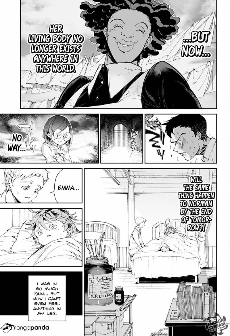 Yakusoku No Neverland Chapter 26  Online Free Manga Read Image 10