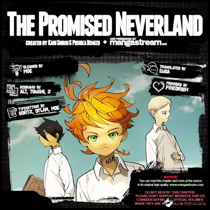 Yakusoku No Neverland Chapter 26  Online Free Manga Read Image 2