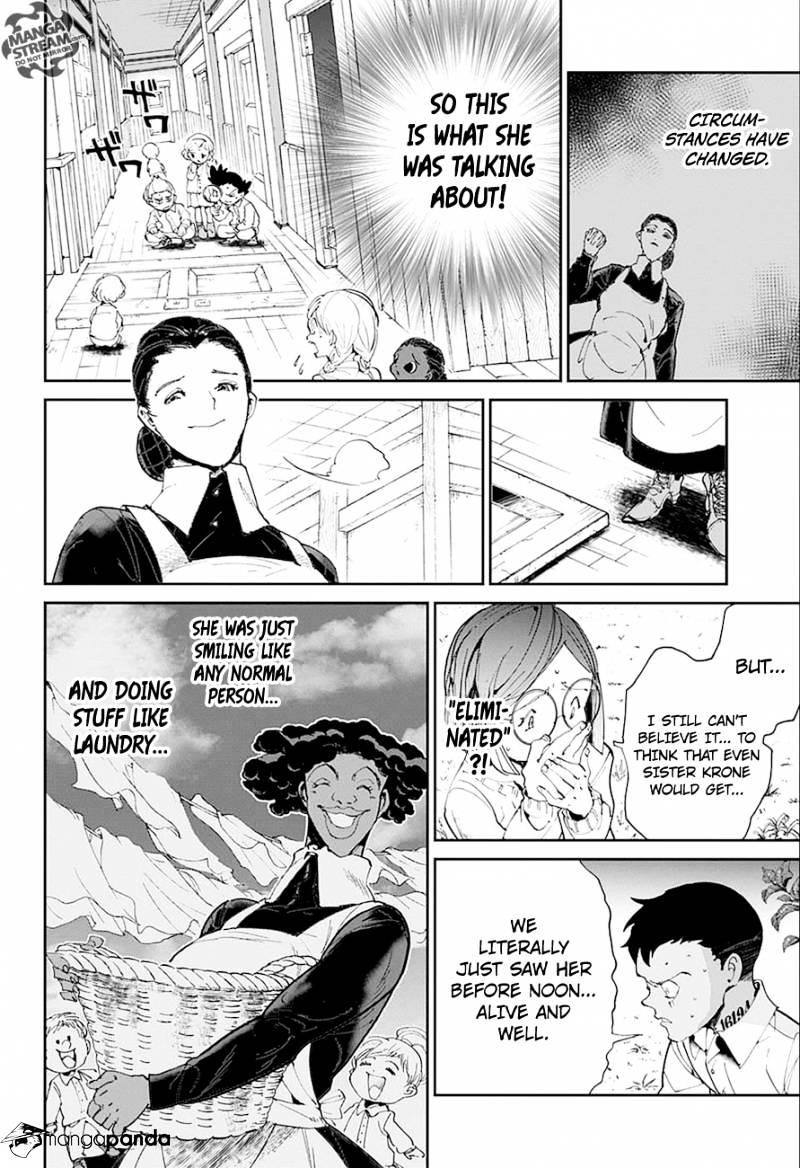 Yakusoku No Neverland Chapter 26  Online Free Manga Read Image 9
