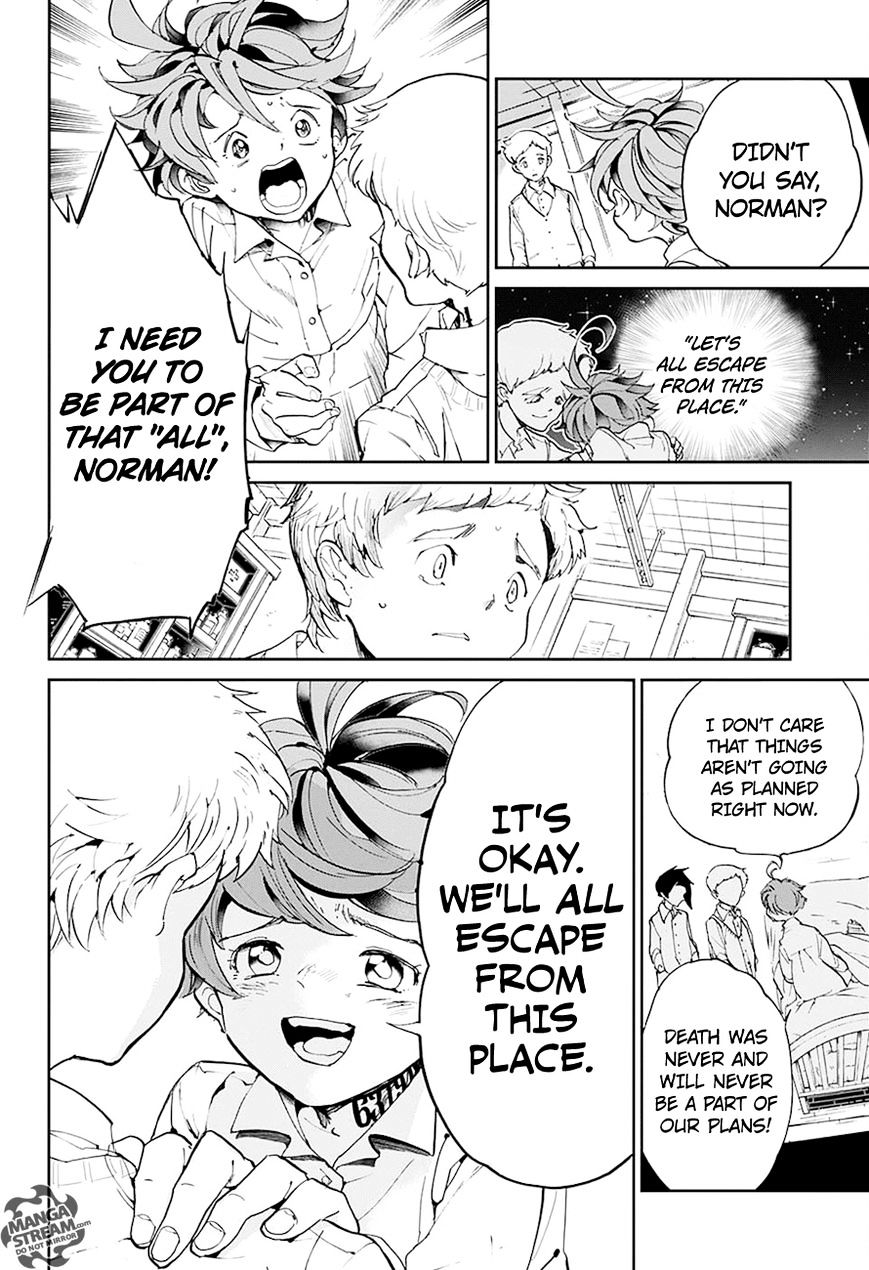 Yakusoku No Neverland Chapter 27  Online Free Manga Read Image 17