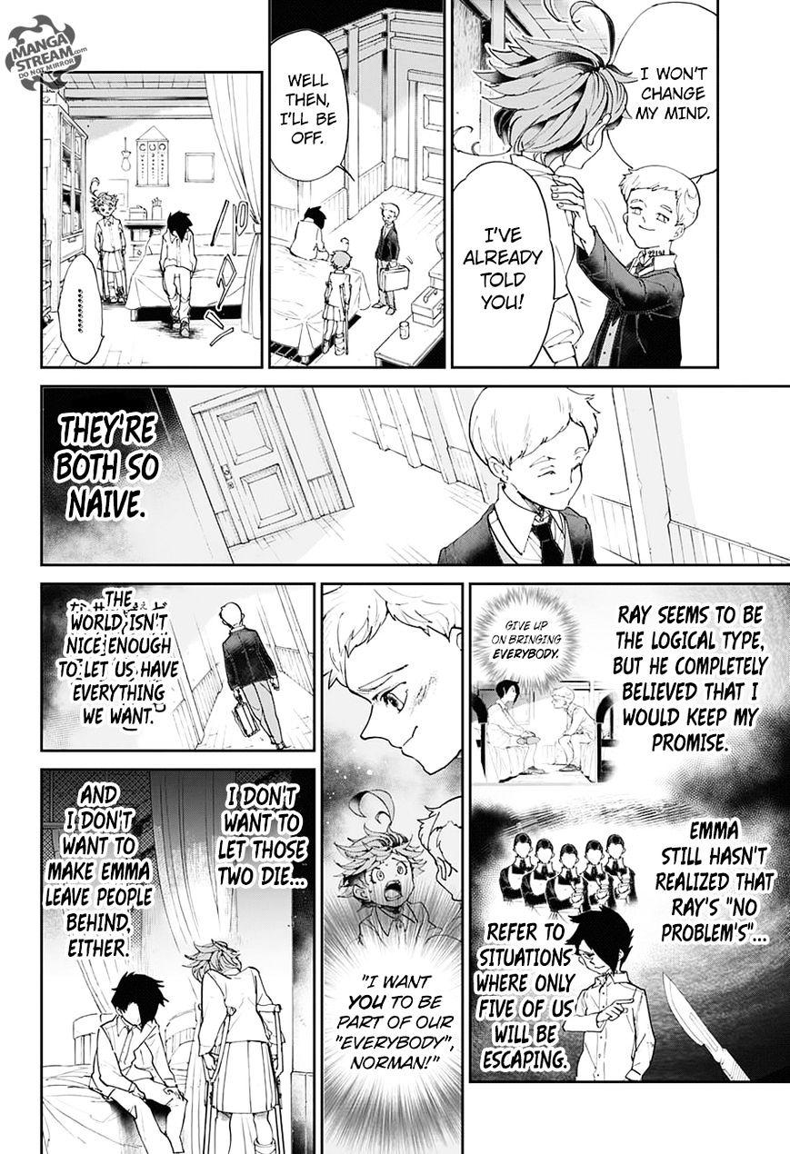 Yakusoku No Neverland Chapter 29  Online Free Manga Read Image 19