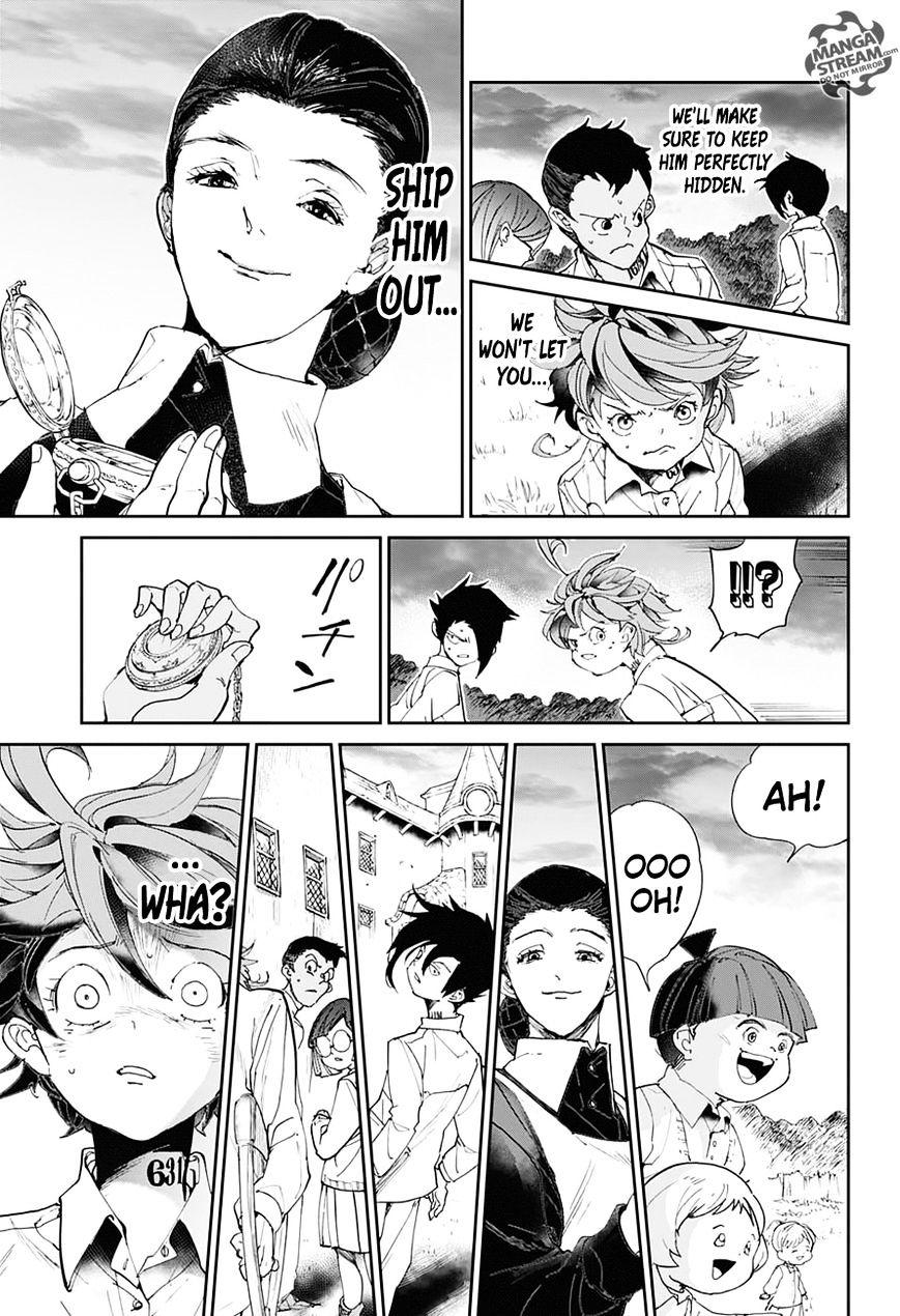 Yakusoku No Neverland Chapter 29  Online Free Manga Read Image 8