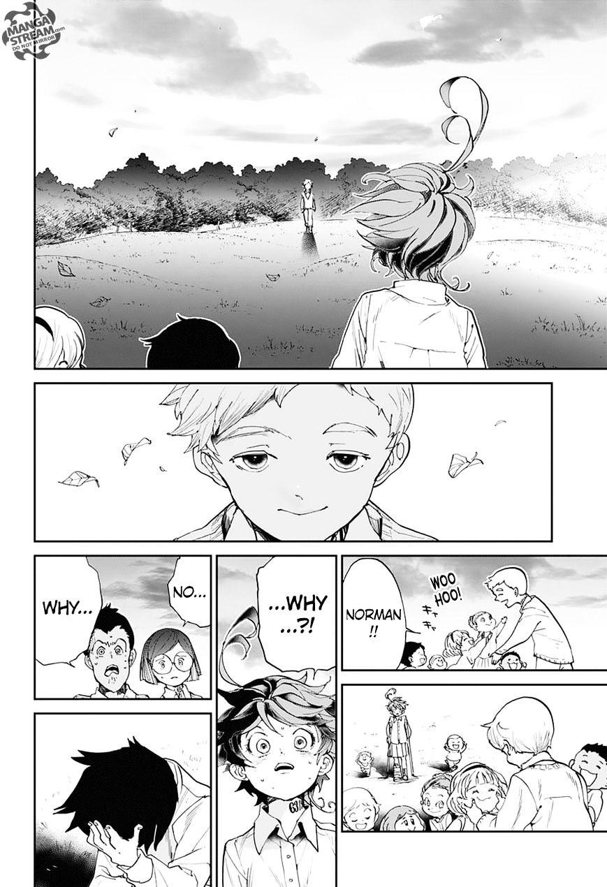 Yakusoku No Neverland Chapter 29  Online Free Manga Read Image 9