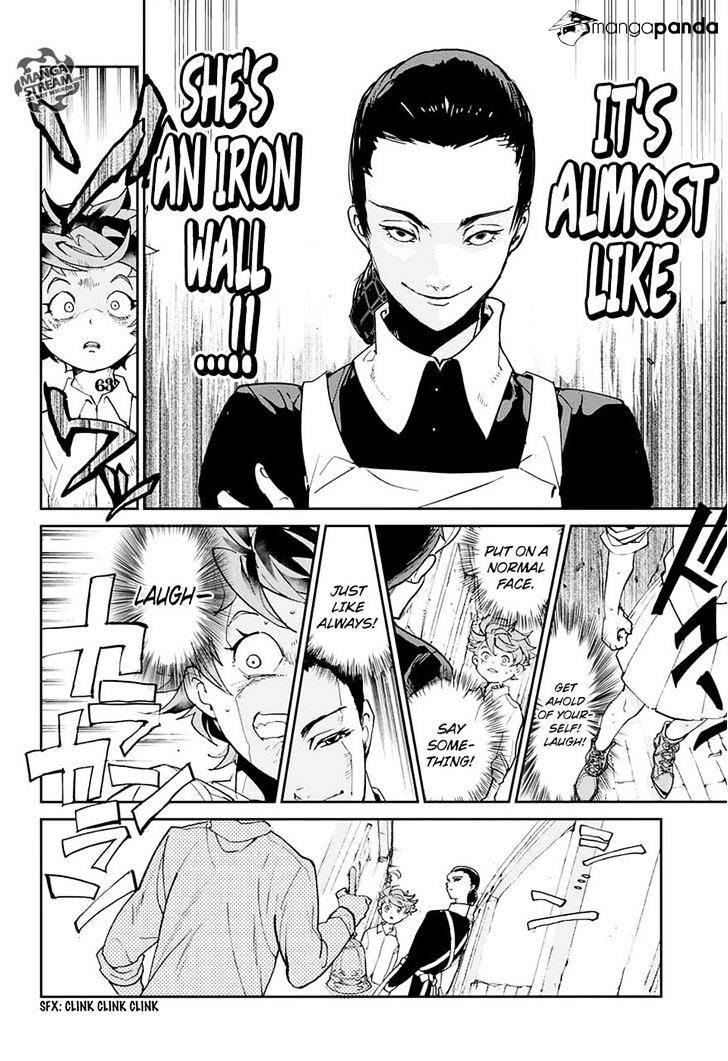 Yakusoku No Neverland Chapter 3  Online Free Manga Read Image 18