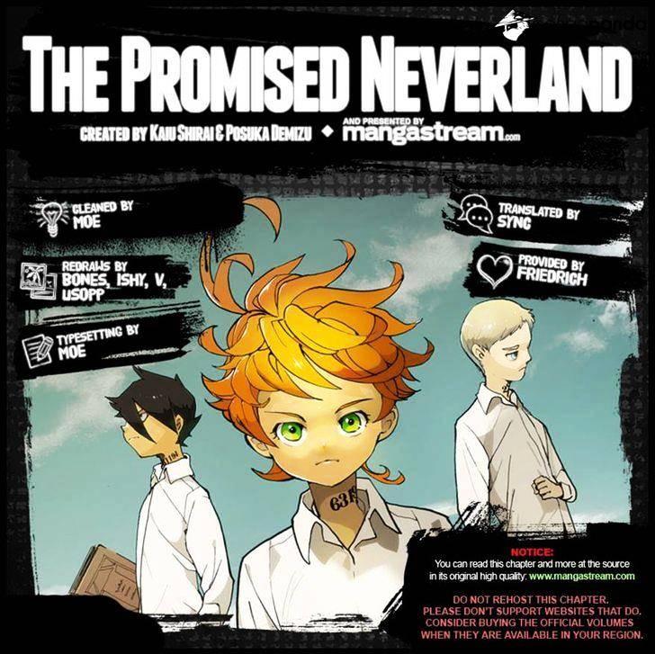 Yakusoku No Neverland Chapter 3  Online Free Manga Read Image 25
