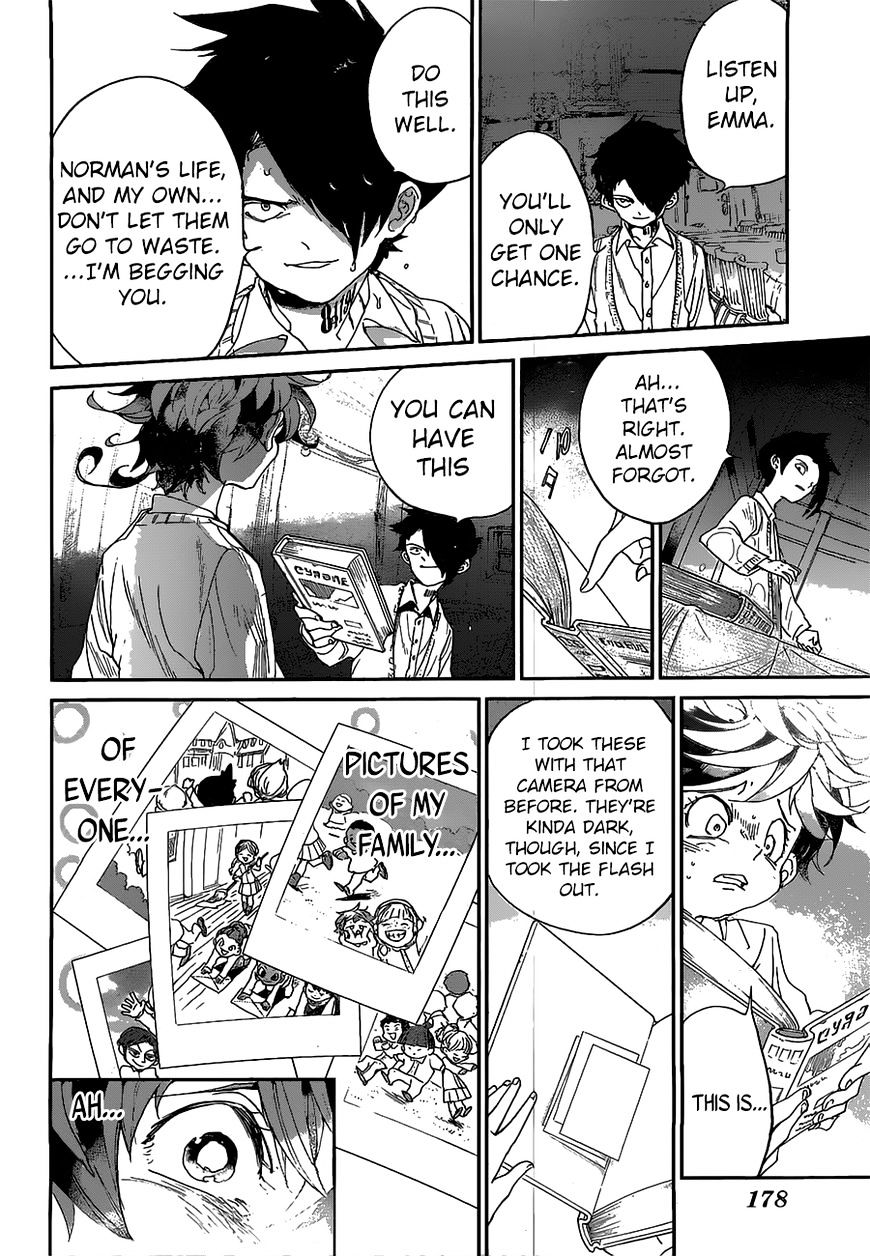 Yakusoku No Neverland Chapter 32  Online Free Manga Read Image 23