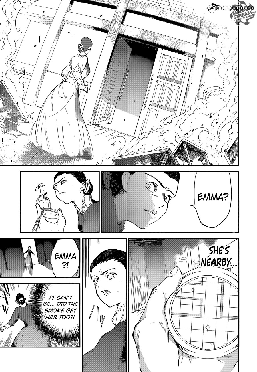 Yakusoku No Neverland Chapter 33  Online Free Manga Read Image 11