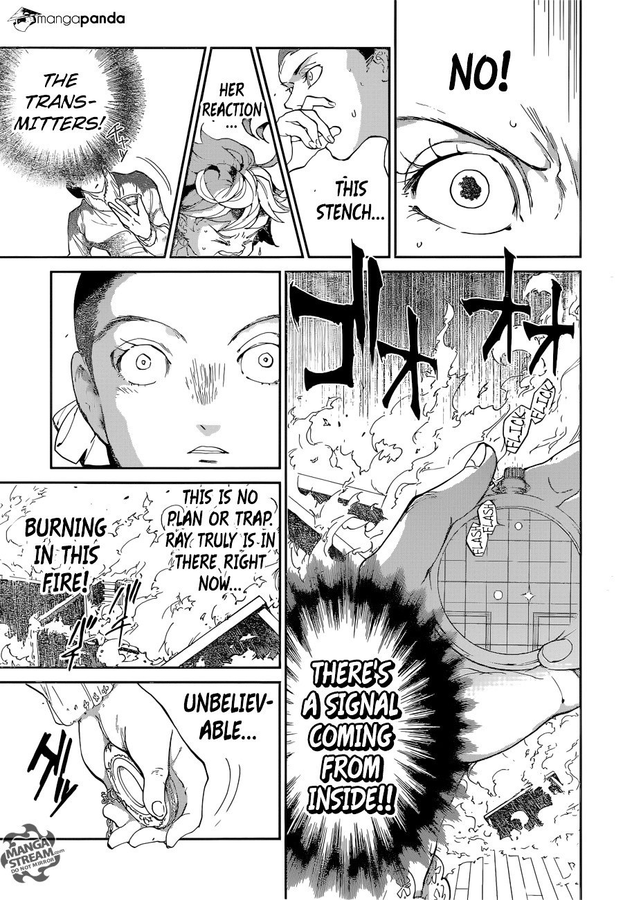 Yakusoku No Neverland Chapter 33  Online Free Manga Read Image 7