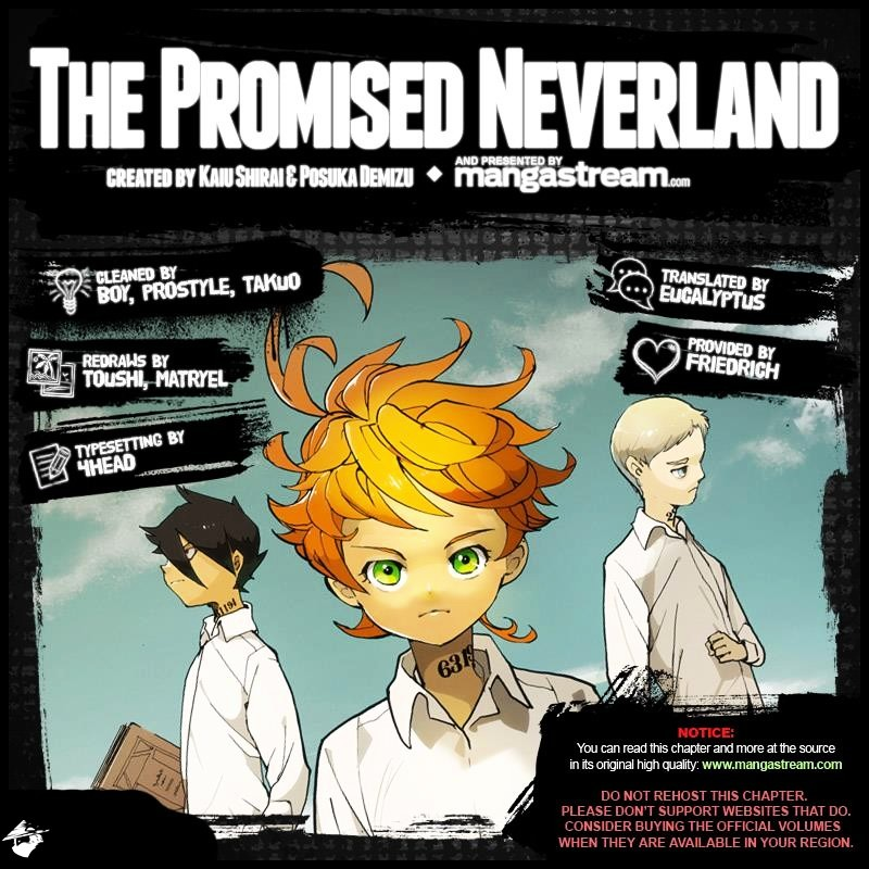 Yakusoku No Neverland Chapter 34  Online Free Manga Read Image 2